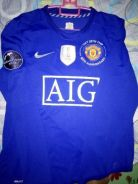 Manchester United Jersey LS