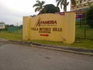 Villa beverly hills condominium freeport a'famosa