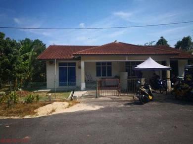 Corner Lot 1 Storey Semi D in Lembah Beriah, Bagan Serai, Perak