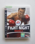 Ps3 Fight Night Round 3 Game