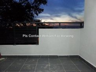 La Villas Condominium Freehold, Gated and Guarded Setapak