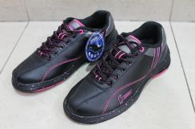 Hammer Vixen Black Magenta Bowling Shoes 6.5US