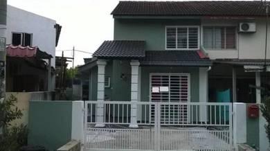 Fully Reno Double Storey Terrace Taman Kantan Permai, Kajang