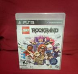 Ps3 Lego Rockband