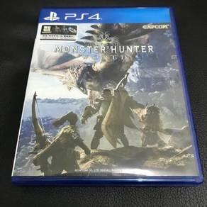 Monster Hunter World (ENG/CHI)