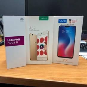 Handphone Oppo, Huawei, Vivo