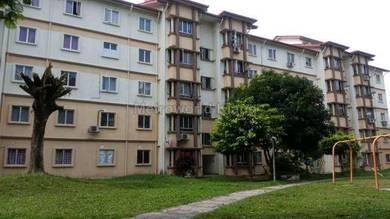 Below Bank Value 20%+ !! Bukit Tinggi Tropika Apartment For Sale