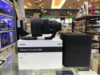 Sigma 105mm f1.4 dg hsm art (nikon)