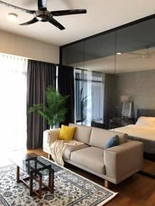 Anggun residence klcc good loc id unit brand new ff available now
