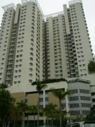 Park View (Corner, Newly Painted with Partly Furnished)-FOR RENT!!!