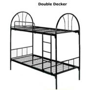 Double decker metal single bed frame (BD-902) 23/7