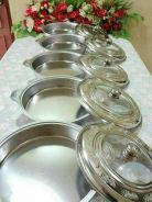 Offer!!! Buffet embossed bulat