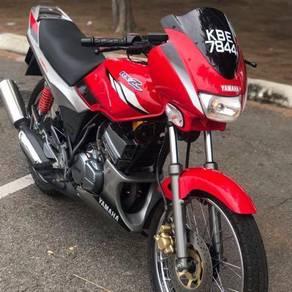 2002 Yamaha RXZ