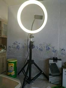 26Cm ring light for bigo host