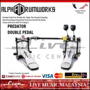 Alpha drumworks Predator double pedal (AD-DP605)