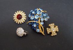 Assorted Brooches and Pins