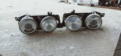 Bmw e34 Euro Front Smiley Hella headlights