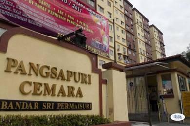Cemara Apartment, Bandar Sri Permaisuri, Tun Razak, Cheras