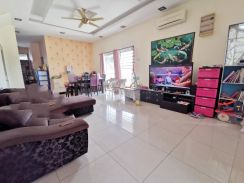 Tmn Tasik Prima Puchong 2 Storey Corner Terrace House Fully Furnished
