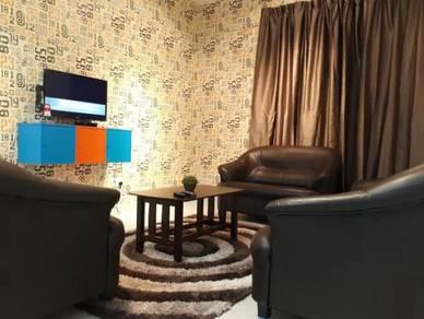 Rooms at unipark condominium
