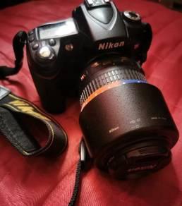 DSLR Nikon D90