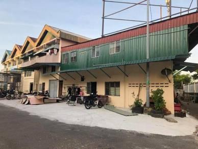 Johor 2 Storey Corner Lot Factory CAN FULL LOAN(Year rntl incm 11.6%)