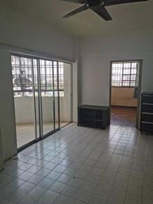 3 bedrooms SRI IMPIAN Apartment, LARKIN (G&G, next to M Condo)