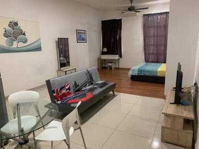Apartment, Nusa Height, Studio, Gelang Patah, Nusajaya, Johor