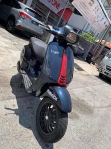 MOTOR Scooter VESPA SPRINT ABS ZeroDP YAMAHA HONDA