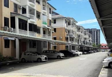 Rainfield Court Apartment, Kobusak Penampang