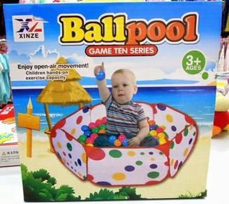 Baby simple ball pool - 120 x 102 x 38cm