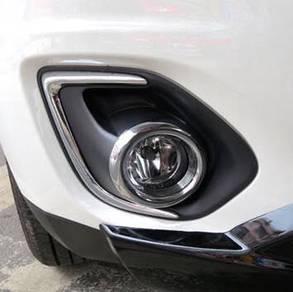 Mitsubishi asx chrome front fog lamp Inner cover
