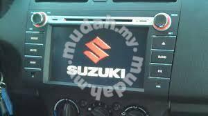 Suzuki Swift OEM Touch Screen GPS Dvd Player 07-12