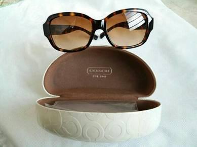 Coach sunglasses (leopard)