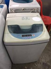 LG 6.5KG automatic top machine load washing