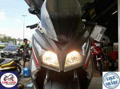 Apply On9, Modenas Elegan 250, Must View