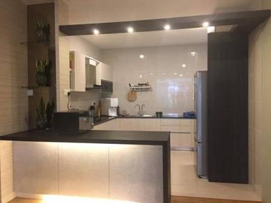 Ryegates 3 Apartment, Furnish, Stampin Tengah, Green Heights, Airport