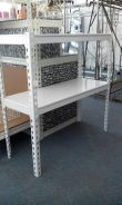 Metal Shelve Rack - 2 Level