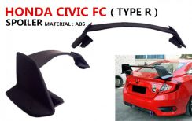 HONDA CIVIC FC TYPE R 2017 Spoiler ABS