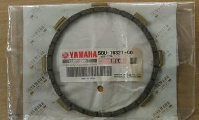 Class Plate Yamaha 125