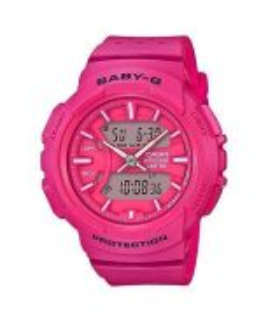Watch- Casio Sport Lap BABY G BGA240-4A-ORIGINAL