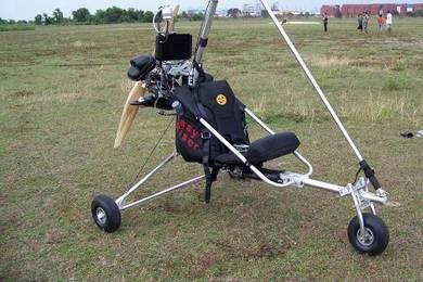 Microlight ultralight trike single seat