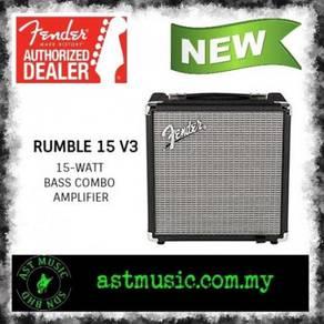 Fender Rumble 15 V3 15 watts Bass Amplifier
