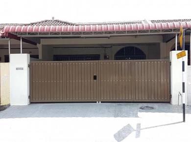 Ipoh Chemor Klebang Rumah tengah 1-tingkat (20x60) baru reno