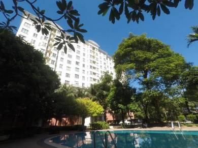 D, Kiara Apartment, Pusat Bandar Puchong (Fully-Furnished)