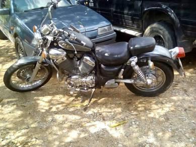 1996 Yamaha Virago 535 For sale