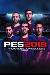 Poster pes 2018 pro evolution soccer
