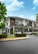 Full loan 6.54pts new house in Matang