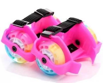 Detachable Flashing Colours Roller Skates
