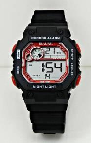 B.U.M. Junior Digital Sport Watch BF19702